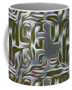 Gray Pattern,abstraction Coffee Mug