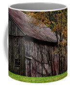 Gray Weathered Barns Number Three Coffee Mug