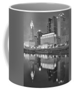 Grayscale Columbus Coffee Mug