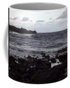 Grayscale Coffee Mug