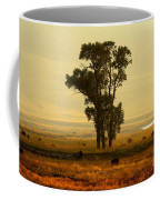 Grazing Around The Tree Coffee Mug