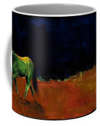 Grazing In The Moonlight Coffee Mug