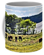 Grazing With A View Coffee Mug