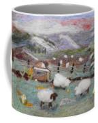 Grazing Woolies Coffee Mug