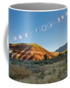 Great American Eclipse Composite 2 Coffee Mug