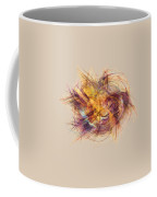 Great Bang Fractal Art Coffee Mug
