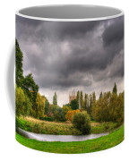 Great Barford River View Coffee Mug