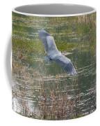 Great Blue Heron 2 Coffee Mug