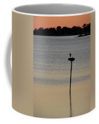 Great Blue Heron I Coffee Mug