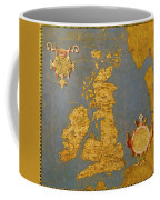 Great Bretain And Ireland Coffee Mug