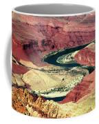 Great Color Colorado River Coffee Mug