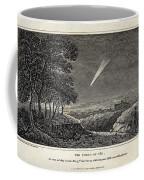 Great Comet Of 1811 Coffee Mug