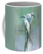 Great Egrets Coffee Mug
