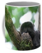 Great Face Of Goeldi's Marmoset Coffee Mug