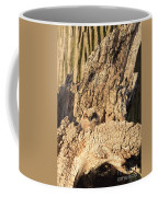 Great Horned Owlet Two Coffee Mug