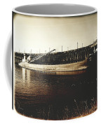 Great Lakes Iron Ore Freighter Coffee Mug