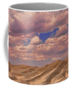 Great Sand Dunes And Great Clouds Coffee Mug