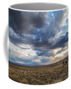 Great Sand Dunes Stormbreak Coffee Mug