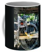 Great Western 90 Wheel Closeup Coffee Mug