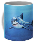 Great White 2 Coffee Mug
