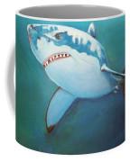 Great White 3 Coffee Mug