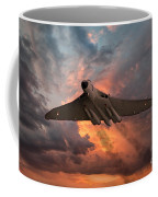 Great White Vulcan Coffee Mug