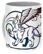 Greedy Gryphon Coffee Mug