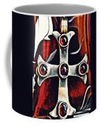 Greek Cross Coffee Mug