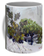 Greek Grapes Coffee Mug