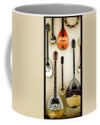 Greek Instruments Coffee Mug
