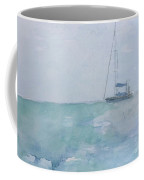 Greek Island Tour Coffee Mug
