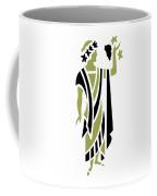 Greek Man In Olive Coffee Mug