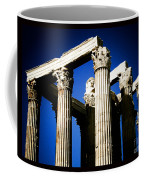 Greek Pillars Coffee Mug