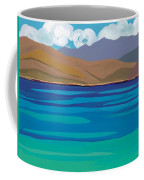 Greek Sea Coffee Mug