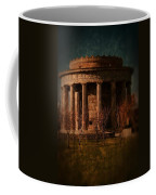 Greek Temple Monument War Memorial Coffee Mug