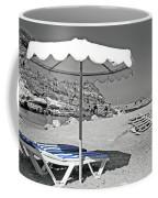 Greek Umbrella Coffee Mug