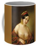 Greek Woman Coffee Mug