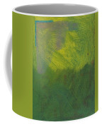 Green Abstract 1 Coffee Mug