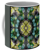 Green And Blue Stones 3 Coffee Mug