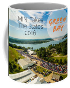 Green Bay Rise/shine 2 W/text Coffee Mug