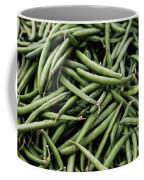 Green Beans Coffee Mug