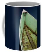 Green Boat Coffee Mug