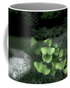 Green Butterflies  Coffee Mug