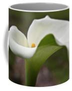 Green Calla Coffee Mug