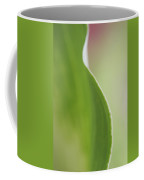 Green Calla Lilly Coffee Mug