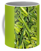 Green Chilis Coffee Mug