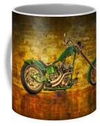 Green Chopper Coffee Mug