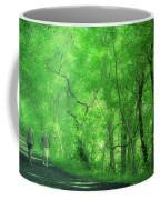 Green Creeper Coffee Mug