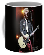Green Day Billie Joe Armstrong Coffee Mug