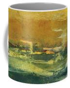 Green Edge Coffee Mug